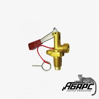 ЗПУ ОУ (W19.2/M16 внутр) коромысло под огнетушитель углекислотный ИНЕЙ (ПЖТ)