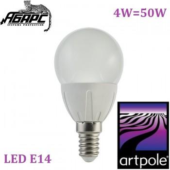 Лампа светодиодная (LED) Artpole 004315 4W E14
