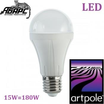 Лампа светодиодная (LED) Artpole 004639 15W E27