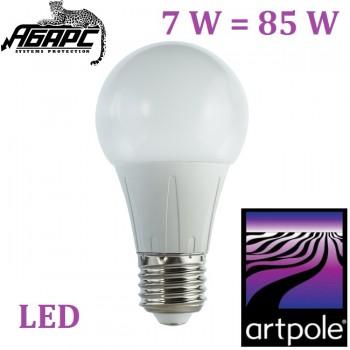 Лампа светодиодная (LED) Artpole 004684 7W E27