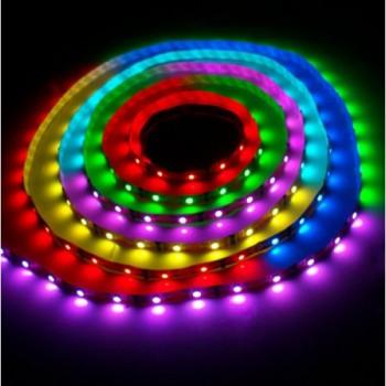 Лента светодиодная для подсветки (LED) Artpole RGB 004029 SMD3528 бегущий огонь