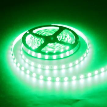 Лента светодиодная для подсветки (LED) Artpole 004072 SMD5050 зеленый
