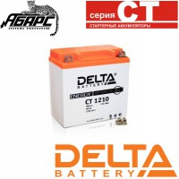 Аккумуляторная батарея Delta CT 1210