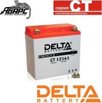 Аккумуляторная батарея Delta CT 1214.1