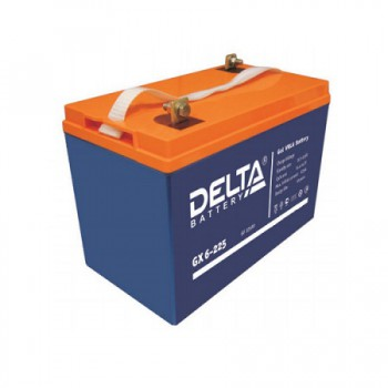 Аккумуляторная батарея Delta GX 6-225