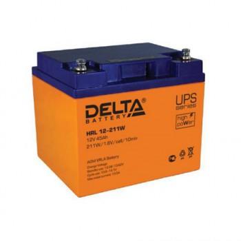 Аккумуляторная батарея Delta HRL 12-211W