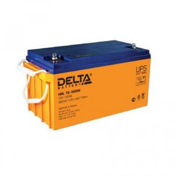 Аккумуляторная батарея Delta HRL 12-560W