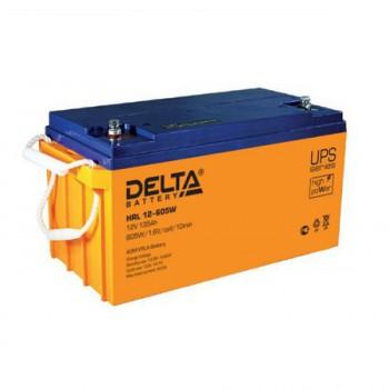 Аккумуляторная батарея Delta HRL 12-605W