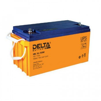 Аккумуляторная батарея Delta HRL 12-725W