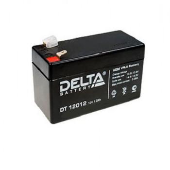Аккумуляторная батарея Delta DT 12012