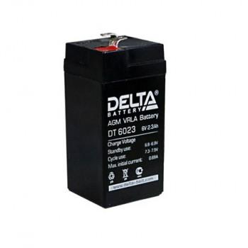 Аккумуляторная батарея Delta DT 6023