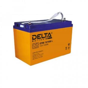 Аккумуляторная батарея Delta DTM 12100 L