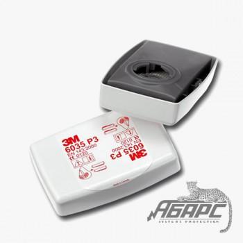 Фильтр 3М 6035 для респиратора