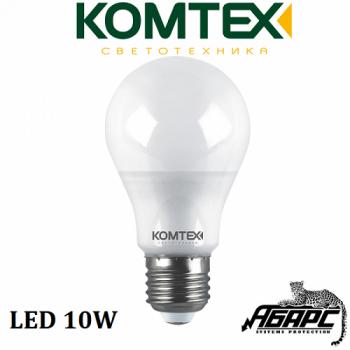 Лампа светодиодная (LED) Комтех 44815 10W E27