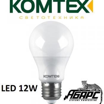 Лампа светодиодная (LED) Комтех 44816 12W E27