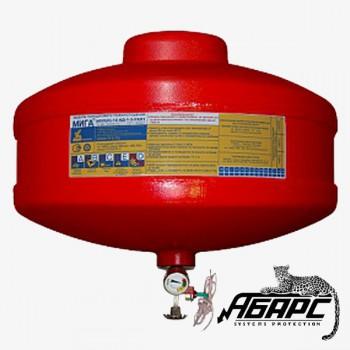 МПП-12 МИГ А Красный (Модуль порошкового пожаротушения)