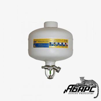 МПП-2,5/93Б МИГ (Модуль порошкового пожаротушения)