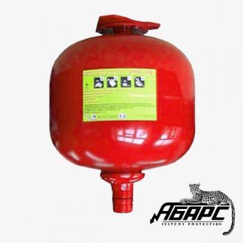 МПП Буран-15КД10 (Модуль порошкового пожаротушения)