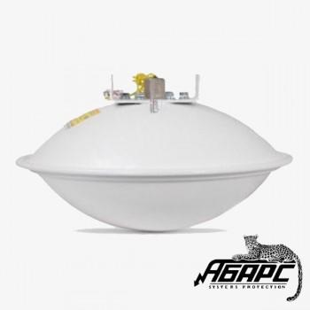 МПП Буран-2,5-2С (Модуль порошкового пожаротушения)