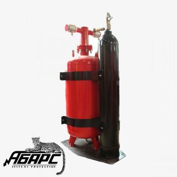 МППК Лавина Комби 100-11 (Модуль порошкового пожаротушения)