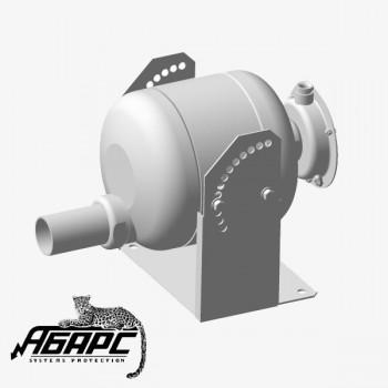 МПП (Н-РО) Тунгус-10(ст) Модуль порошкового пожаротушения