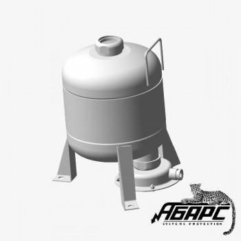 МПП (Н-РП) Тунгус-10 (Модуль порошкового пожаротушения)