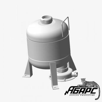 МПП (Н-Взр-Т) Тунгус-10 (Модуль порошкового пожаротушения)