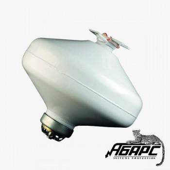 МПП Ураган-1М (Модуль порошкового пожаротушения)