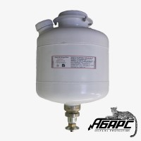 МУПТВ-13,5 ВД (Модульная установка пожаротушения тонкораспылённой водой)