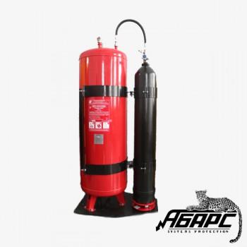 МУПТВ-240-Г-ГВ-ЭГП-УХЛ.4 (Модуль пожаротушения тонкораспылённой водой)