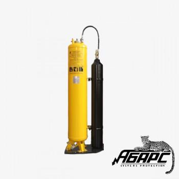 МУПТВ-60 FB «ТАЙФУН FIREBLOCK» (Модуль пожаротушения тонкораспылённой водой)