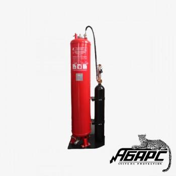 МУПТВ-60ЭА-Г-ВД-ЭМ-УХЛ.4 (Модуль пожаротушения тонкораспылённой водой)