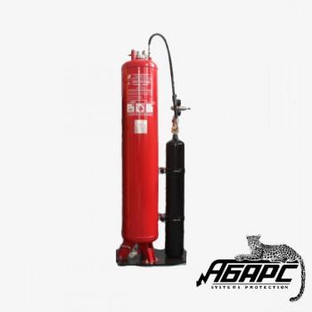 МУПТВ-60УК-Г-ВД-П-М.5 (Модуль пожаротушения тонкораспылённой водой)