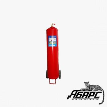 ОП-70(з) АВСE (Огнетушитель порошковый) ФКС