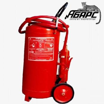 ОП-100 Огнетушитель порошковый