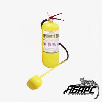 ОПС-10 (Огнетушитель порошковый специальный)