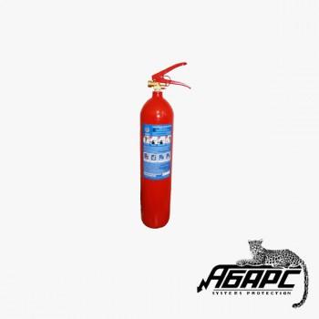 ОУ-2(з) BCE (Огнетушитель углекислотный) ФКС