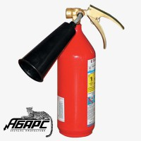 ОУ-1 (Огнетушитель углекислотный)