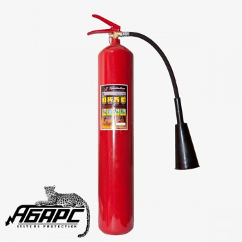 ОУ-6 (ВСЕ) Огнетушитель углекислотный