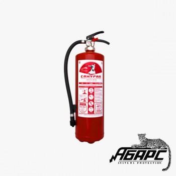ОВЭ-5(з) ABE-02 Самурай (Воздушно-эмульсионный огнетушитель)