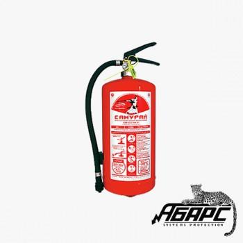 ОВЭ-6(з) ABE Самурай (Воздушно-эмульсионный огнетушитель)