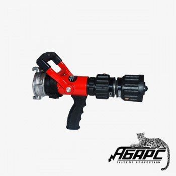 ПОЖКОМПЛЕКТ СРП-50Р с пенной насадкой (Аналог ОРТ-50) Пожарный ручной ствол