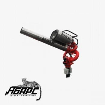 УКТП Пурга-80 (Устройство комбинированного тушения пожаров, мобильная на прицепе)