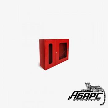 Пожкомплект Ш-002НО(ШПК-315НО) Шкаф пожарный, красный