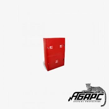 Пожкомплект Ш-003-12 НЗ (ШПК-320-12 НЗ) Шкаф пожарный, красный