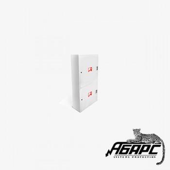 Пожкомплект Ш-003-21 НЗ (ШПК-320-21 НЗ) Шкаф пожарный, белый