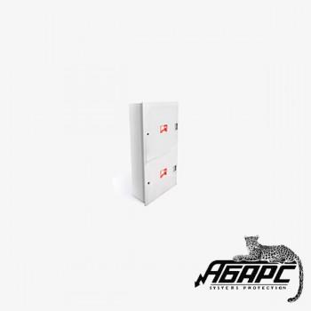 Пожкомплект Ш-003-21 ВЗ (ШПК-320-21 ВЗ) Шкаф пожарный, белый