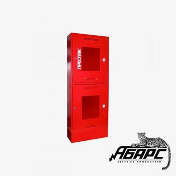 ПРЕСТИЖ-03-ПОК-огн (Шкаф пожарный, приставной, для 4-6 огнетушителей)