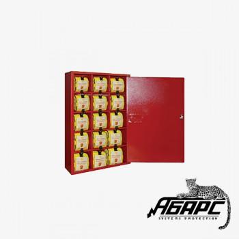 ПРЕСТИЖ-07-НЗК-01-15 (Шкаф для СИЗОД - средства индивидуальной защиты органов дыхания)