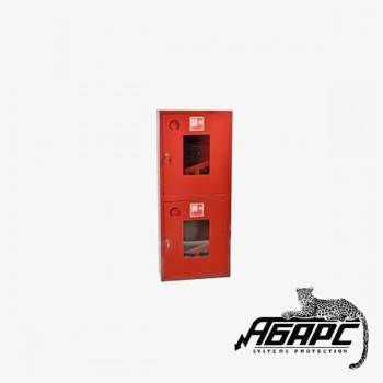 Пульс ШПК-320-21 НОК (Шкаф пожарный для двух пожарных кранов)